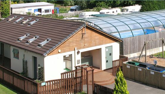 River Valley Holiday Park - Holiday Park in St. Austell, Cornwall, England