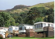 Craiglwyd Hall Caravan Park - Holiday Park in Penmaenmawr, Conwy, Wales
