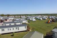 Manor House Caravan Park - Holiday Park in Allonby, Cumbria, England