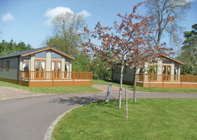 Ranksborough Hall Lodges - Holiday Park in Oakham, Leicestershire, England