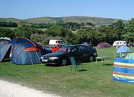 Herston Caravan and Camping - Holiday Park in Swanage, Dorset, England