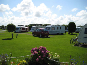 Seacote Caravan Park - Holiday Park in Silloth, Cumbria, England