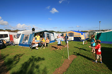 Trenance Holiday Park - Holiday Park in Newquay, Cornwall, England