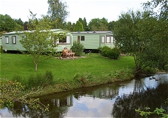 Lincomb Lock Caravan Park - Holiday Park in Stourport On Severn, Worcestershire, England