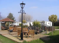 The Deepings Caravan Park - Holiday Park in Market Deeping, Lincolnshire, England