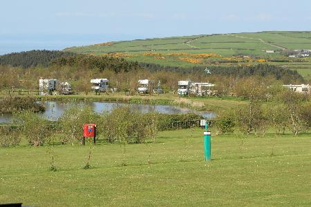 Warcombe Farm Camping Park - Holiday Park in Mortehoe, Devon, England