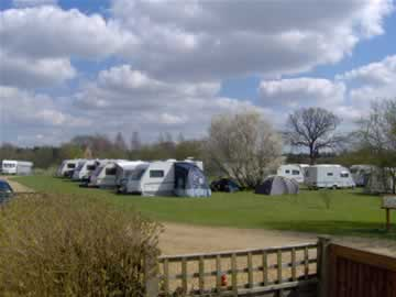 Breckland Meadows Touring Park - Holiday Park in Swaffham, Norfolk, England