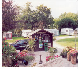 Glen Trothy Caravan Park - Holiday Park in Monmouth, Monmouthshire, Wales
