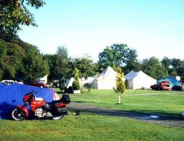 Disserth Caravan and Camping Park - Holiday Park in Llandrindod Wells, Powys, Wales