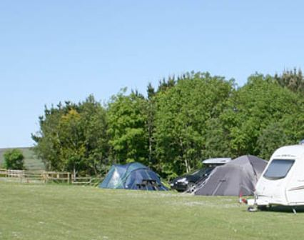 Penderleath Caravan and Camping Park - Holiday Park in St. Ives, Cornwall, England