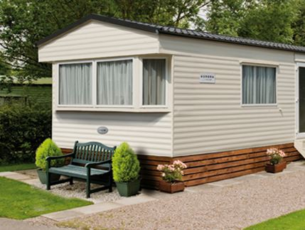 Hall More Caravan Park - Holiday Park in Milnthorpe, Cumbria, England