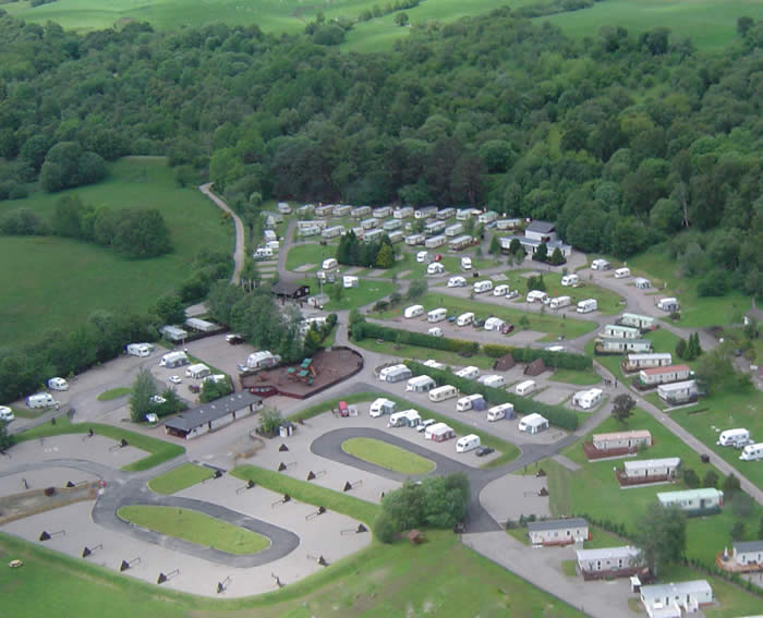 Grantown-On-Spey Caravan Park - Holiday Park in Grantown On Spey, Highlands, Scotland