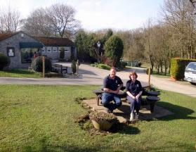 Newhaven Caravan and Camping Park - Holiday Park in Buxton, Derbyshire, England