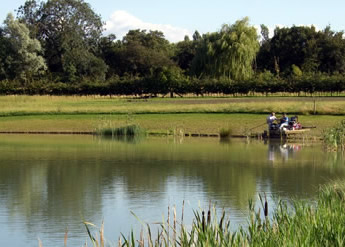 Stroud Hill Park - Holiday Park in Pidley, Cambridgeshire, England