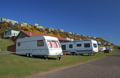 Pettycur Bay Holiday Park Ltd - Holiday Park in Kinghorn, Fife, Scotland