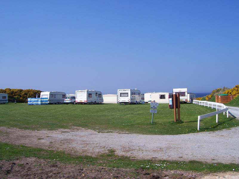 Station Caravan Park - Holiday Park in Elgin, Morayshire, Scotland
