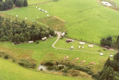 Barnsoul Farm and Wild Life Area - Holiday Park in Dumfries, Dumfries-and-Galloway, Scotland