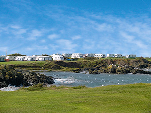 Penrhyn Bay Caravan Park - Holiday Park in Holyhead, Anglesey, Wales