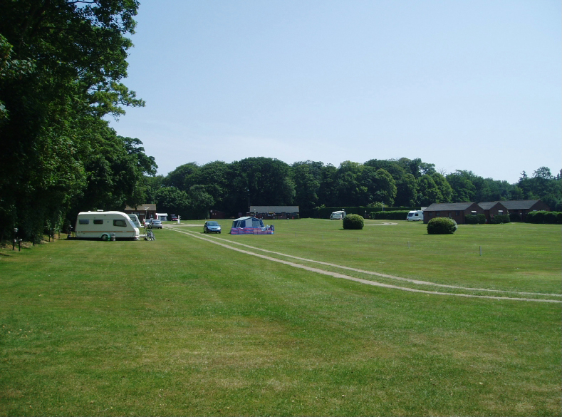Scratby Hall Caravan Park - Holiday Park in Great Yarmouth, Norfolk, England
