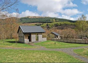 Strathyre Forest - Holiday Park in Callander, Perth-and-Kinross, Scotland
