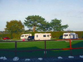 Elm Cottage Caravan Park - Holiday Park in Winsford, Cheshire, England