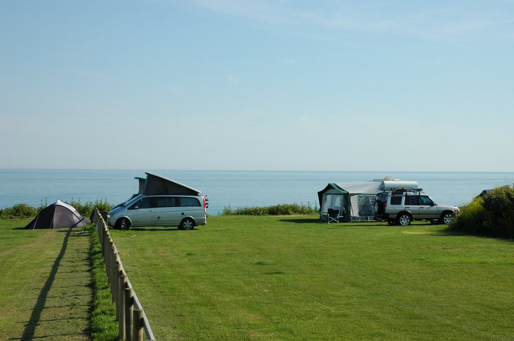 Grange Farm Brighstone Bay - Holiday Park in Newport, Isle-Of-Wight, England