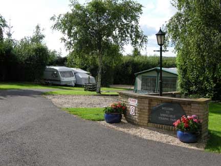 Springfield Touring Park - Holiday Park in Wimborne, Dorset, England