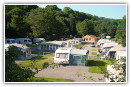 Cote Ghyll Caravan and Camping Park - Holiday Park in Northallerton, Yorkshire, England