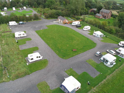 Little Orchard Caravan Park - Holiday Park in Preston, Lancashire, England