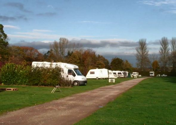 Brokerswood Country Park - Holiday Park in Westbury, Wiltshire, England