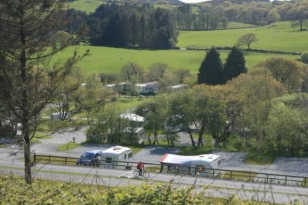 Tyddyn Llwyn Caravan Park - Holiday Park in Porthmadog, Gwynedd, Wales
