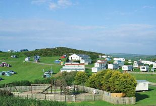 North Morte Farm Caravan and Camping Park - Holiday Park in Woolacombe, Devon, England