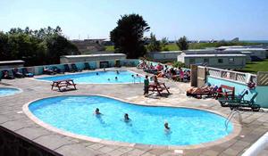 Aeron Coast Caravan Park - Holiday Park in Aberaeron, Ceredigion, Wales