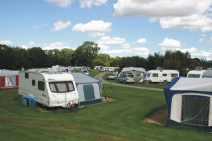 Otterington Park - Holiday Park in Northallerton, Yorkshire, England