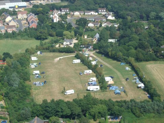 Heathfield Farm Camping - Holiday Park in Freshwater, Isle-Of-Wight, England