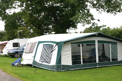 Woodhouse Farm Caravan Park - Holiday Park in Ripon, Yorkshire, England