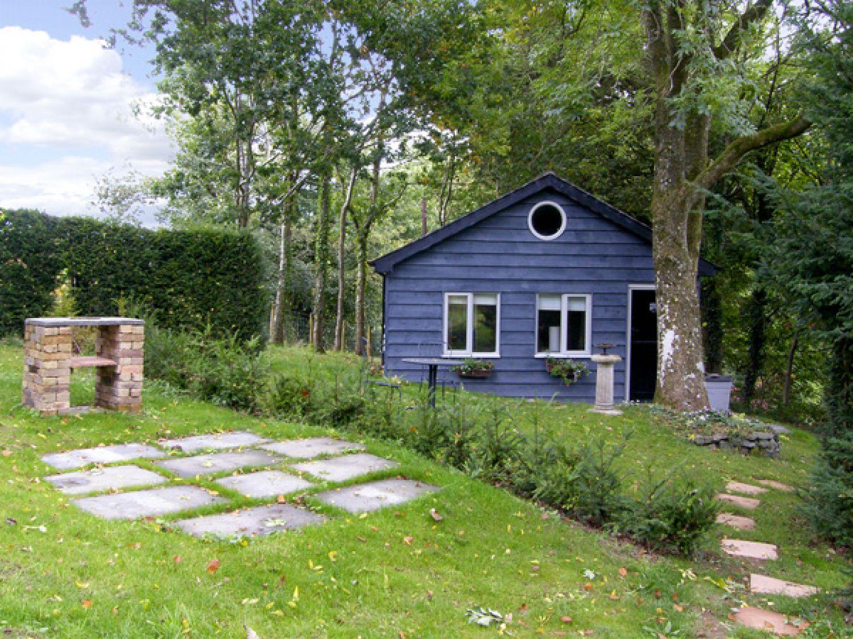 Garden Cottage - Holiday Park in Trefeglwys, Powys, Wales