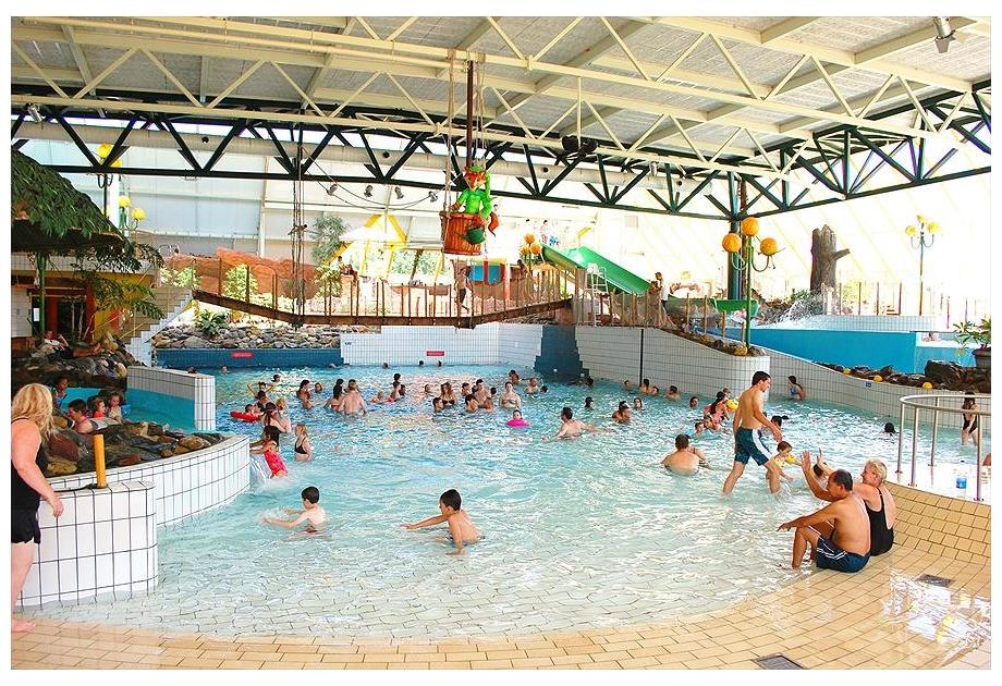 Oostappen Vakantiepark Hengelhoef - Just one of the great holiday parks in Limburg, Belgium