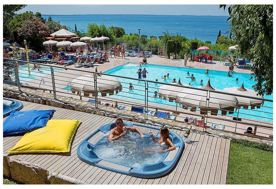 La Rocca Camping Village - Holiday Park in Bardolino, Verona, Italy