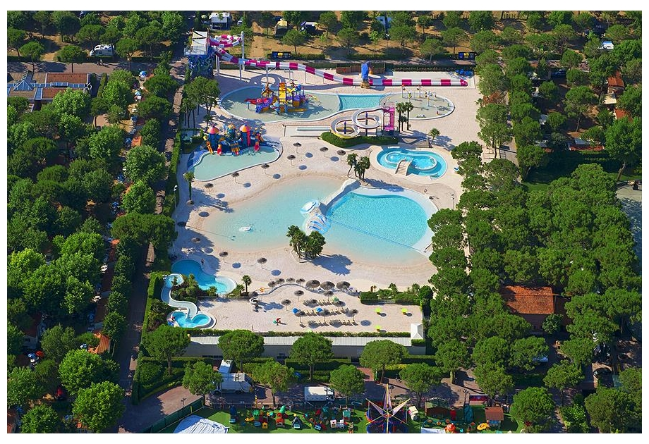Campsite Union Lido - Holiday Park in Cavallino, Veneto, Italy
