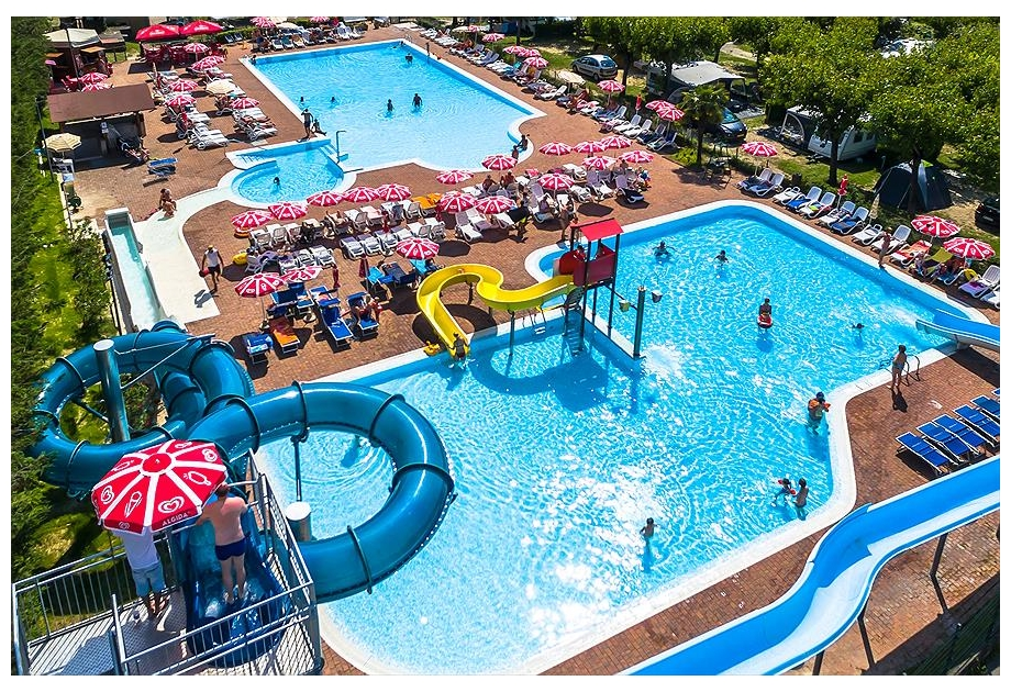 Campsite Belvedere - Just one of the great holiday parks in Verona, Italy