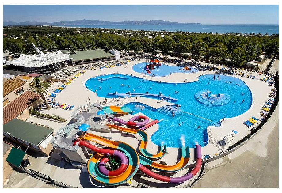 Campsite Las Dunas - Just one of the great holiday parks in Catalonia, Spain