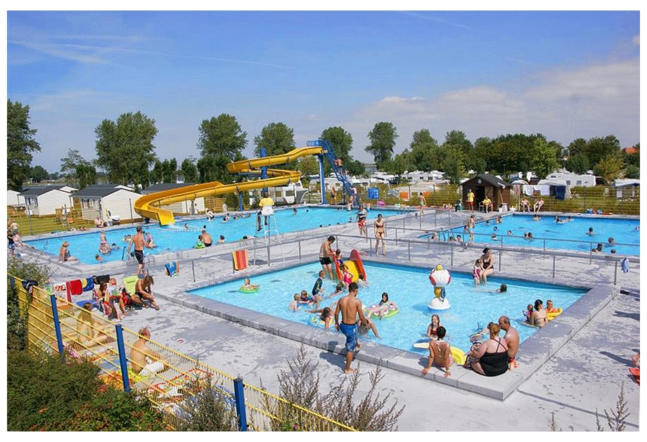 Kompas Camping Nieuwpoort - Just one of the great holiday parks in West Flanders, Belgium