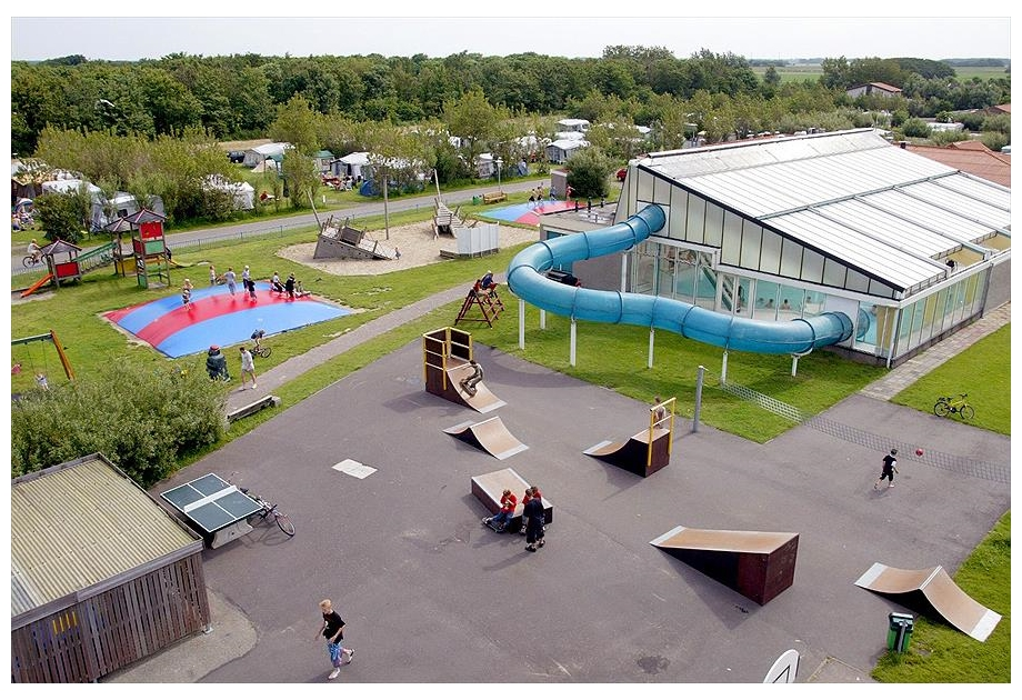 Vakantiepark Callassande - Holiday Park in Callantsoog, North-Holland, Netherlands