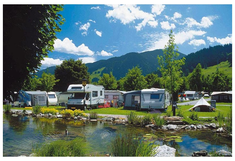 Sportcamp Woferlgut - Just one of the great holiday parks in Salzburg, Austria