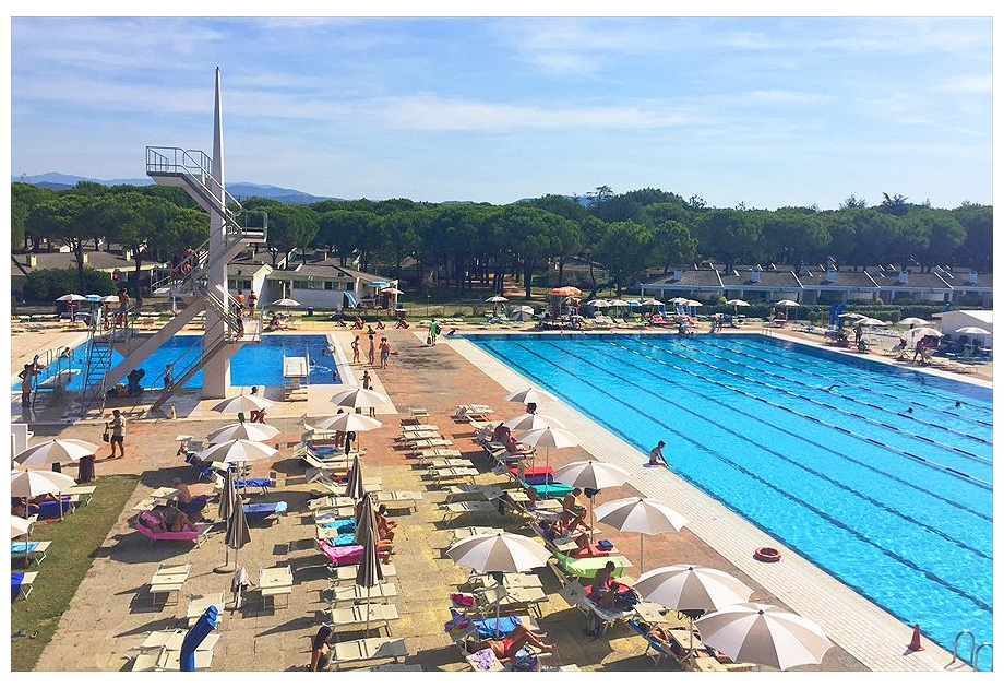 Marina Julia Camping Village - Holiday Park in Monfalcone, Adriatic-Coast, Italy