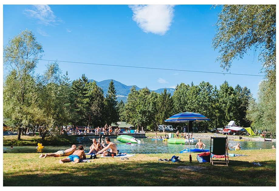 Campsite Menina - Just one of the great campsites in Recica ob Savinji, Slovenia