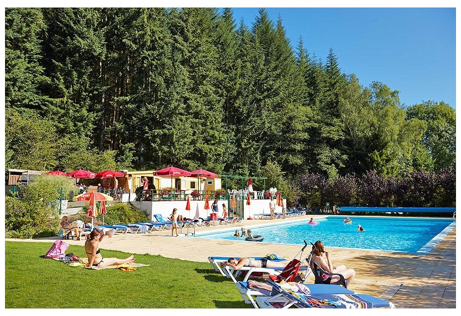 Camping Parc La Clusure - Just one of the great holiday parks in Ardennes, Belgium