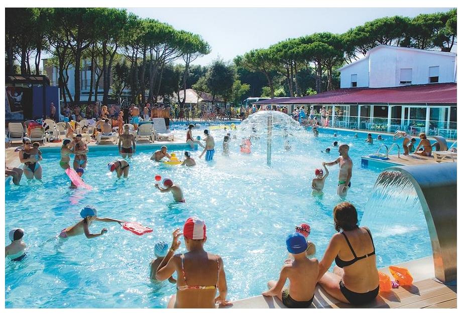 Campsite Jesolo Camping Village - Holiday Park in Jesolo, Veneto, Italy