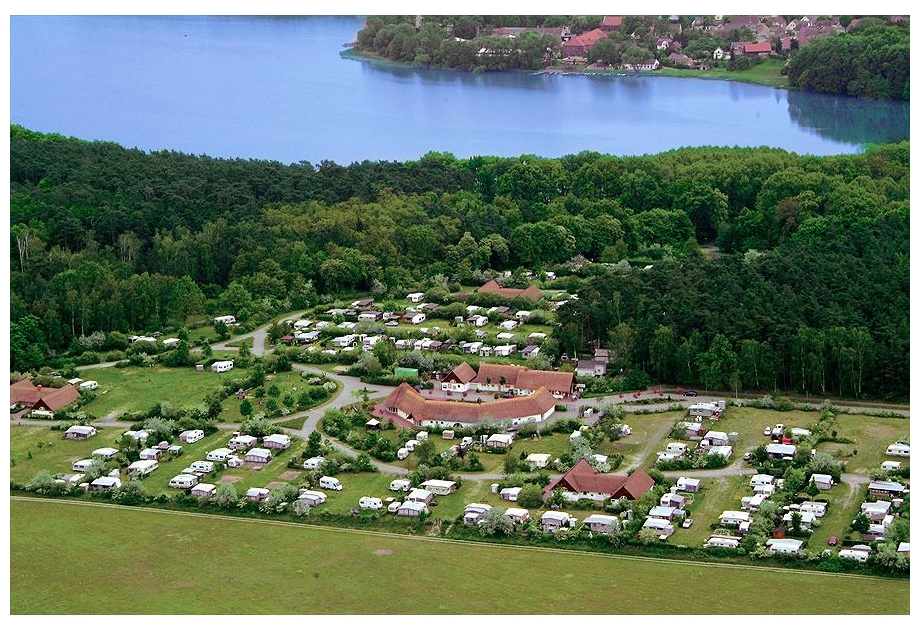 EuroCamp Spreewaldtor - Just one of the great campsites in Brandenburg, Germany